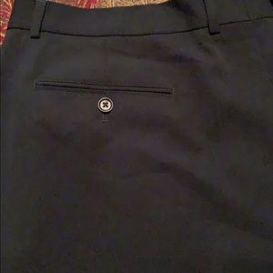 Claiborne Pants - Men's black slacks size 40/30 Claiborne like new